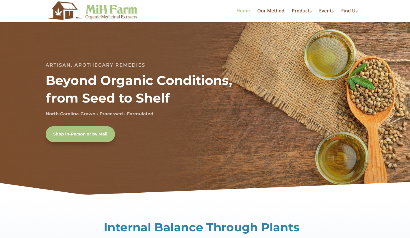 At MiH Farm, business is growing