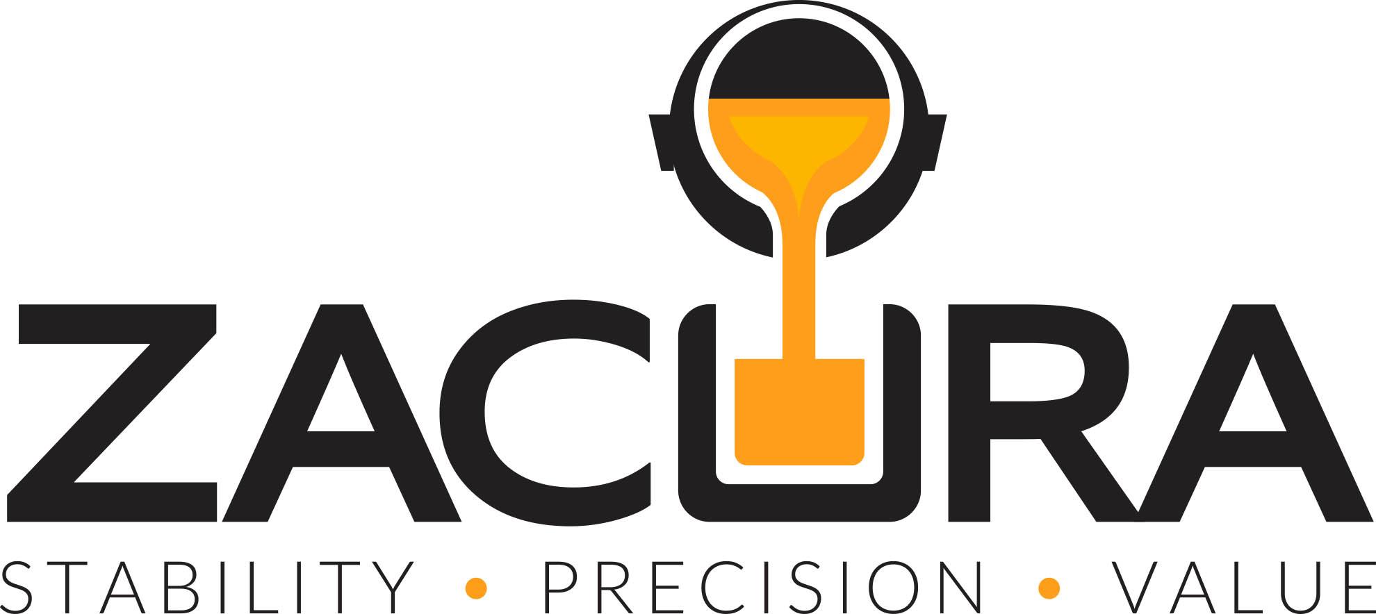 Heavy metal inspires new Zacura logo